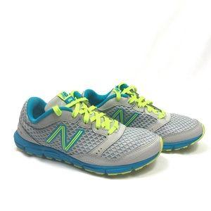 Women's New Balance 630v2 shoes gray blue size 7